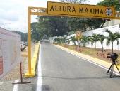 La parroquia El Valle cuenta con nuevo acceso vial. 22 de noviembre de 2013