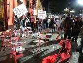 La Ruta Nocturna llenó de cultura y música al casco histórico. 29 de noviembre de 2013