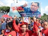 Marcha conmemorativa a los 22 años del 4 de Febrero de 1992. 4 de febrero de 2014