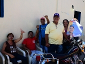 Parroquia Antímano celebró victoria de Jorge Rodríguez. 13 de diciembre de 2013