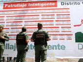Patrullaje Inteligente garantizará la paz en Caracas. 31 de enero de 2014