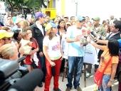 Reinauguración primer tramo del Paseo Anauco. 4 de diciembre de 2013