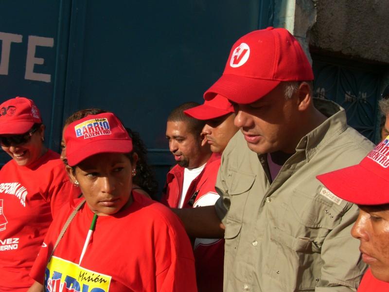 La Carretera Vieja Caracas - La Guaira apoya al PSUV