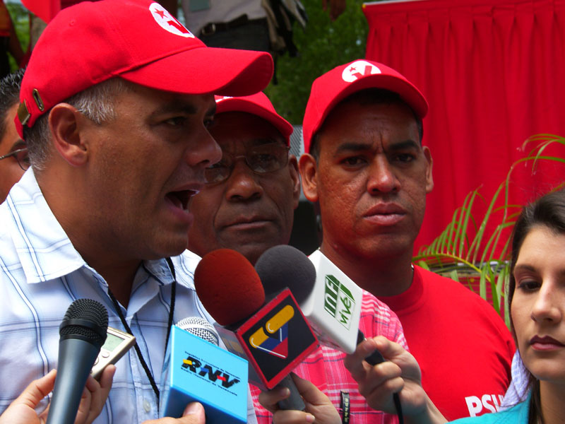 Rumbo a la Caracas Socialista
