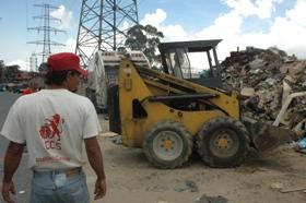 Serán adquiridos nuevos equipos para la recolección de desechos