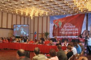 Los invitados se quedarán para participar en la instalación del I Congreso Extraordinario del PSUV