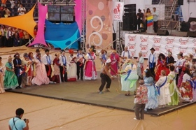 Con la participación de los 100 clubes de abuelos del municipio Libertador