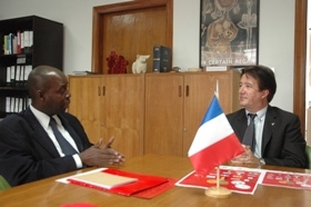 Venezuela y Francia en solidaridad con Haití