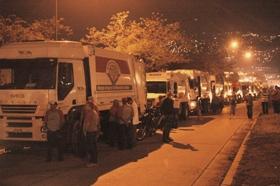 80 camiones habilitados para la recolección de basura en el municipio