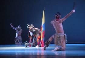 Encuentro cultural en el Teatro Municipal de Caracas