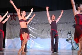 La danza en su máximo esplendor