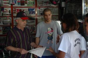 Comprometidos con la limpieza de Caracas