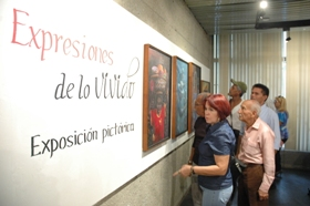 Sentido homenaje al pintor venezolano