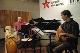 Facundo y Rodrigo contagiaron a los asistente de buena música