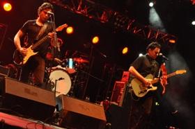 Los Caobos vibró a puro rock & roll