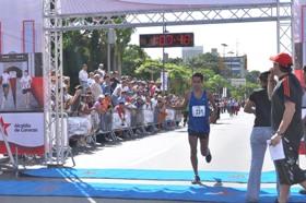 El ganador de la competencia, Pedro José Mora