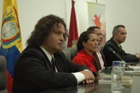 Embajador de Ecuador en Venezuela