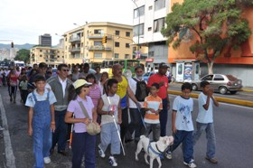 Asociación Nacional de Ciegos de Venezuela