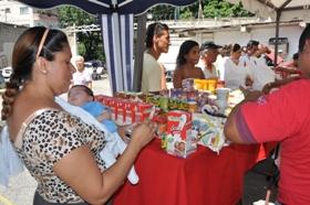 Jornadaen el Centro Municipal de Apoyo al Poder Popular