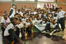 Distrito Capital Campeón
