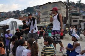 Hip Hop en la calle