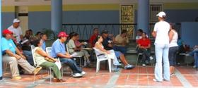 Consejos Comunales de La Vega, El Paraíso y San Juan.