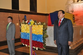Colombia y Venezuela en un solo lazo