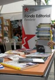 Libros del Fondo Editorial Fundarte
