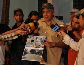 Alcalde de Caracas, Jorge Rodríguez