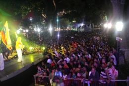 """""""Gran Celebración"""" en la Plaza Bolívar de Caracas"""