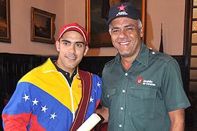 Cuarto piloto venezolano en la Fórmula 1