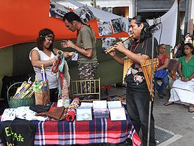 Colectivos artísticos de las 22 parroquias del municipio Bolivariano Libertador.