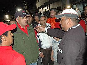 Plan de Asfaltado en la carretera de la parroquia El Junquito