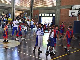 Torneo de Baloncesto Inter-Escolares