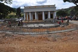 """Reparación del """"Monumento Plaza Memorial del Caracazo"""""""