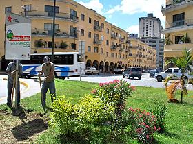 Recuperación y Embellecimiento para Caracas