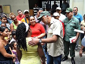 Rodríguez estará inspeccionando los refugios