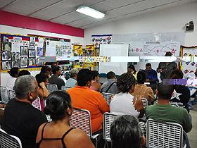 La idea es que la comunidad de San Juan pueda administrar y garantizar la distribución del gas en la zona