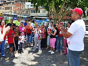 """La Bloquera Comunal """"Ezequiel Zamora"""" abastecerá a la comunidad de productos destinados para la construcción y reparación de viviendas"""