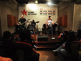 Diversas bandas integrantes del Colectivo Caracas Rock mostraron lo mejor de la música
