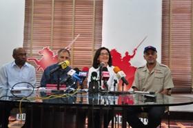 Representantes gubernamentales se reunieron para establecer planes de viviendas en Caracas