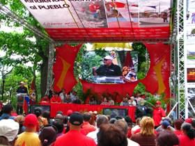 En la rendición de cuentas se hizo énfasis en el fortalecimiento del Poder Popular como eje fundamental de la revolución