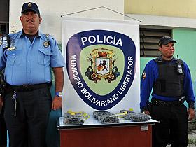La Policía Municipal de Caracas realiza mesas de trabajo orientados a la adecuación y capacitación de los funcionarios a la nueva Ley de Policía Nacional