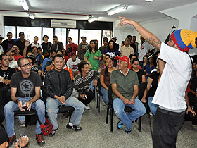La Alcaldía de Caracas inauguró estudio musical en el IMJC