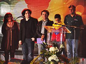 """La parroquia La Vega se vistió de gala para el estreno de la película """"Dudamel, el sonido de los niños"""""""