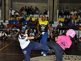 Equipos pertenecientes a los estados de Distrito capital, Vargas, Miranda y Anzoátegui participaron en la competición
