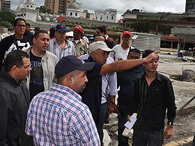 La Alcaldía de Caracas ha recuperado el 40% de los espacios públicos en la ciudad