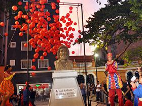 La Alcaldía de Caracas rescató esta plaza para los caraqueños y caraqueñas