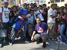 Al campamento asistirán 150 jóvenes de las 22 parroquias de Caracas