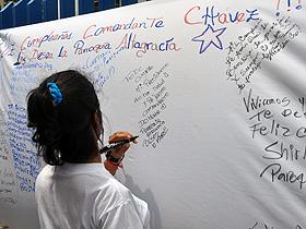 Con actos culturales, Consejos Comunales celebraron el cumpleaños del presidente Hugo Chávez